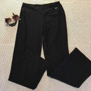 Nike Dri Fit Yoga Pants Black